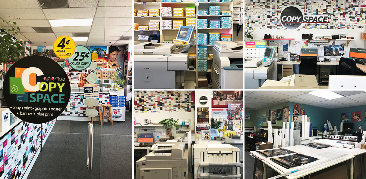 Copy space los angeles whether you need a complete business starter pack or to reproduce a picture from pc media the copy space malvernweather Image collections